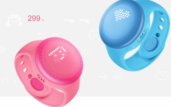 Xiaomi's new Mi Bunny is a smartwatch aimed at kids, costs under $50
