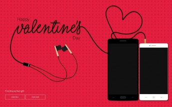 XOXO and LOVE get you a free case/cover with OnePlus smartphone purchases