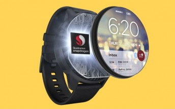 Snapdragon Wear 2100 SoC unveiled, LG already working on smartwatches