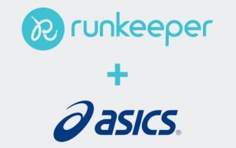 Shoemaker ASICS acquires Runkeeper app