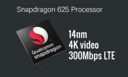 Qualcomm announces new Snapdragon 625, 435 and 425 chipsets