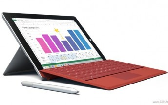 New Microsoft Surface 3 update brings along several improvements