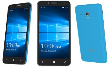 Alcatel Fierce XL with Windows 10 to land at T-Mobile this Wednesday for $139