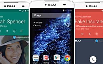 Upcoming BLU phones to come with Truecaller as default dialer app