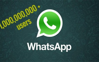 WhatsApp has 1 billion users since dropping subscription fees