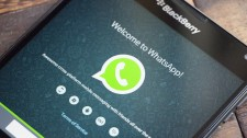 New update to WhatsApp's BB10 app brings Web link previews