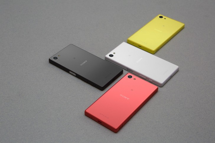 gsmarena 002 Sony Xperia Z5 and Z5 Compact officially available in the US: February 7