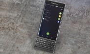 BlackBerry Priv starts getting June security update