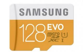 Deal: 128GB Samsung microSD card on Amazon for $40