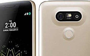 US Cellular LG G5 to be available starting April 1; pre-orders begin March 28