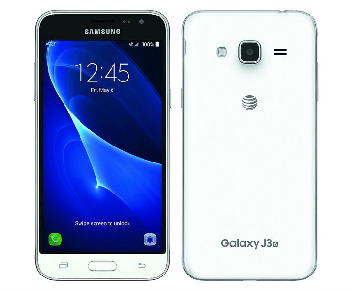 samsung galaxy j3 2016 for at t gets pictured in leaked. Black Bedroom Furniture Sets. Home Design Ideas