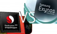 UPDATE: Galaxy S7 edge: Snapdragon 820 VS Exynos 8890 benchmark results