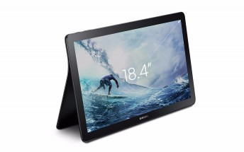 Samsung's 18.4-inch Galaxy View tablet is now available at Verizon