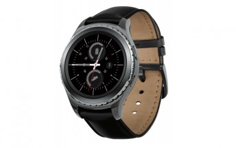 Reminder: 3G-enabled Samsung Gear S2 Classic goes on sale tomorrow