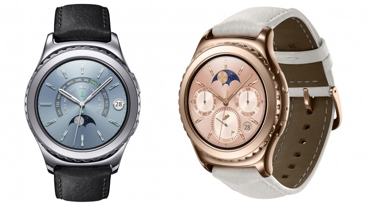 Samsung launches Rose Gold and Platinum Gear S2 variants ...
