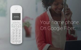Fiber Phone is a landline service for your Google Fiber