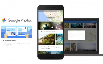 Google Photos now shows you automatically created albums after an event or trip