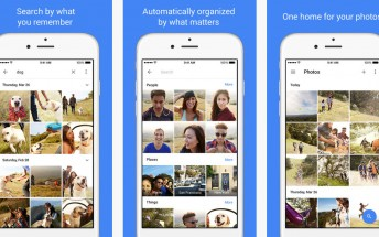Live Photos and Split View support added to Google Photos on iOS