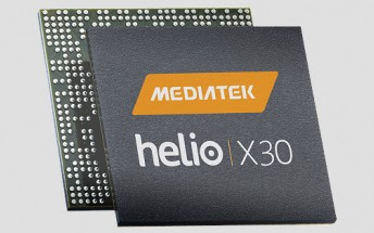New details on Helio X30 chipset, to utilize 3-cluster 10-core CPU