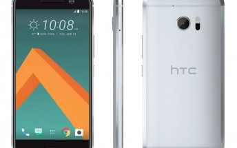 HTC 10 leaks in brand new press renders and live images