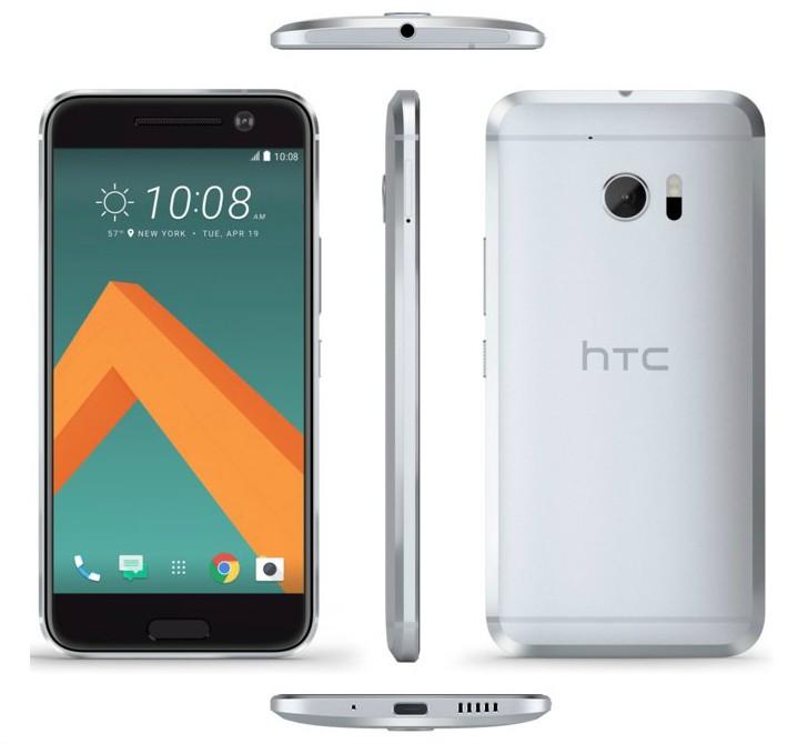 HTC 10 rò rỉ trong thương hiệu báo chí mới render và hình ảnh trực tiếp