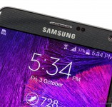 Samsung Galaxy Note 4 for comarison