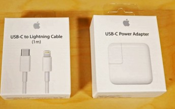 iPad Pro 12.9 charges 64% faster with USB Type-C adapter