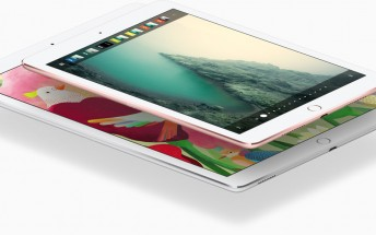 New 9.7-inch iPad Pro comes with underclocked A9X chipset