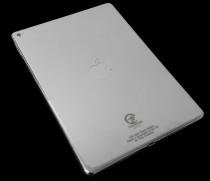 iPad Pro: Platinum