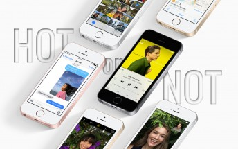 Weekly poll: Apple iPhone SE, Hot or Not?
