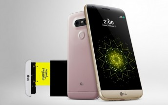 LG G5 global launch set for March 31; Best Buy starts taking pre-orders