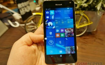 Microsoft Lumia 650 is now up for pre-order in the US and Canada, ships by April 1