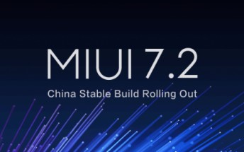 Xiaomi announces rollout of MIUI 7.2 China stable build; global build coming soon