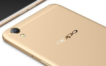 Oppo R9 and R9 Plus official: 16MP front-facers on both