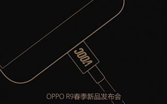 Teaser suggests Oppo R9 will support VOOC fast charging