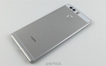 More live Huawei P9 images leak