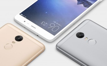 Xiaomi launches Redmi Note 3 in India