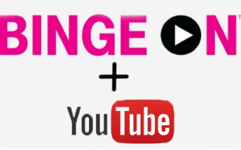 T-Mobile brings YouTube on as a Binge On content provider, after negotiation