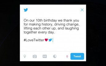 Twitter completes 10 years
