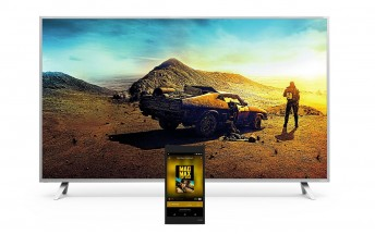 Vizio P-Series TVs replace your remote with an Android tablet