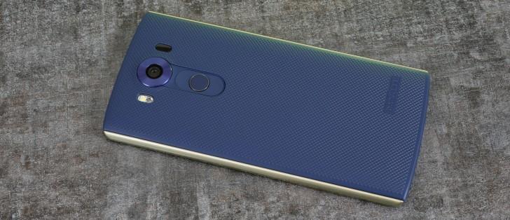 T-Mobile's LG V10 starts getting Nougat update