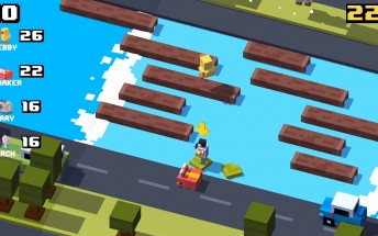 Crossy Road gets four player local multiplayer