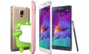Samsung Galaxy Note 4 N910C gets Marshmallow