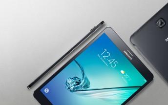 Nougat update starts hitting Verizon's Samsung Galaxy Tab S2