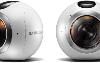 Samsung Gear 360 goes on pre-order in South Korea and Europe, costs €350