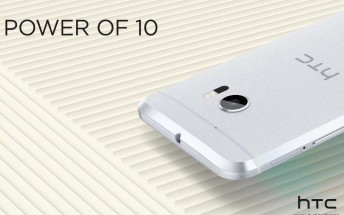 Pre-ordered HTC 10 units will start shipping this week