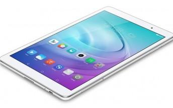 Huawei MediaPad T2 10.0 Pro gets the leaked press render treatment