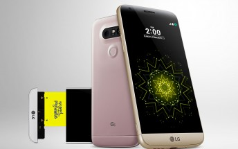 Snapdragon 652 variant of the LG G5 named G5 SE