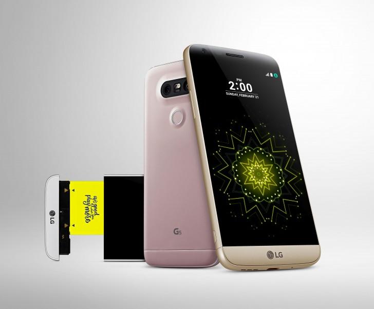Snapdragon 652 variant of the LG G5 named G5 SE