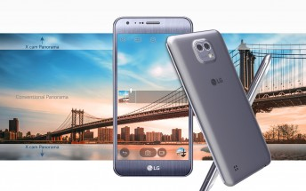 LG X Cam details revealed - 13MP 78� + 5MP 120� camera, 5.2